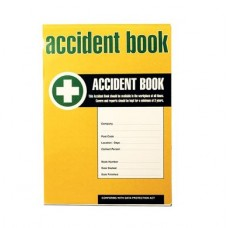 Accident Report Book (00181)