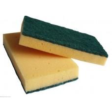 Sponge Scourer Pk 10
