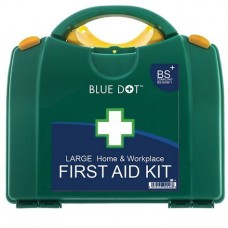 BSI First Aid Kit With Wall Bracket 1-25 People (00008X)