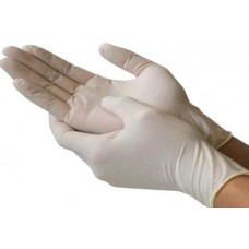 Latex Gloves Safetouch Powder Free Pk 100