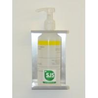 Aluminium Wall Bracket for 500ml Hand Sanitiser (00242R1)