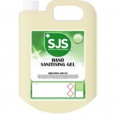 Alcohol Hand Sanitising Gel (70%) 2 x 5 Litres (00242U1)