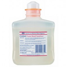 Cutan Foam Hand Sanitiser 1 Litre Cartridge Pk of 6