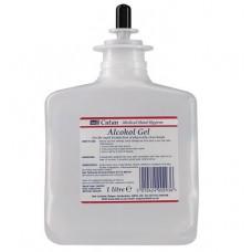 Cutan Gel Hand Sanitiser 1 Litre Cartridge Pk of 6