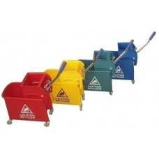 17 Litre Mopping Bucket with Gear Press Wringer