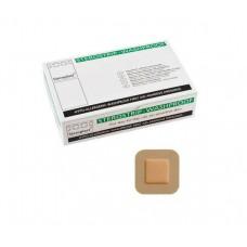 Pk100 Hypoallergenic Sterostrip 4cm x 4cm Waterproof Plasters (00021)