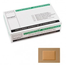 Pk100 Sterostrip 7.5 x 5cm W/Proof Plasters (00021A)