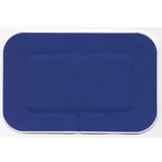 Pk 100 7.5 x 5cm Blue Detectable Plasters