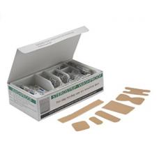 Pk 100 Assorted Sterostrip Hypoallergenic Waterproof Plasters (00024)