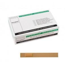 Pk 100 Extension Sterostrip Hypoallergenic Waterproof Plasters (00024A)