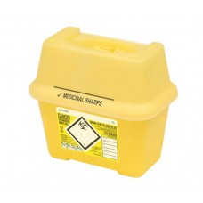 Sharps Containers 1 Litre and 2 Litre