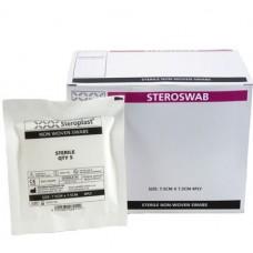 Pk 25 x 5 Steroswabs (2 Sizes)